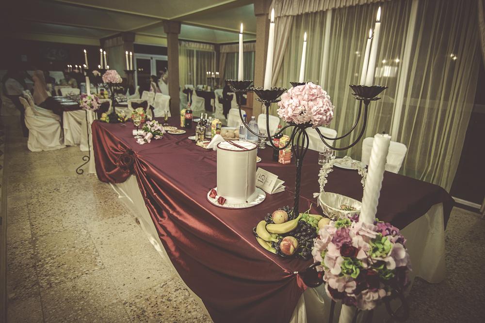 Decor nunta prezidiu