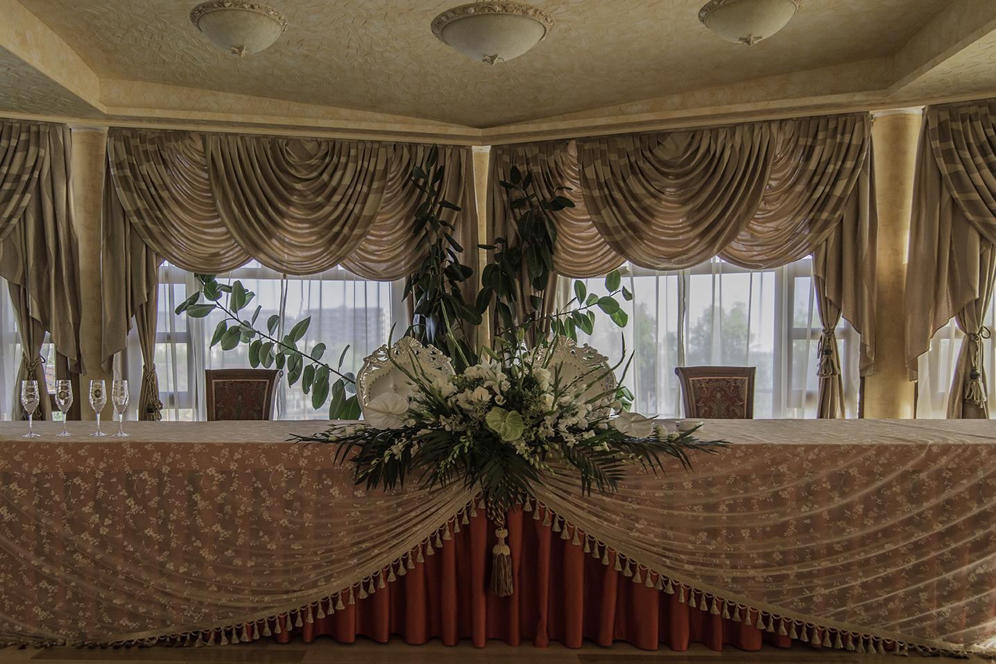 Decor restaurant nunta