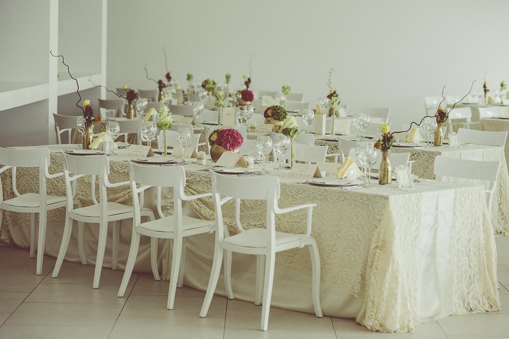 Decor nunta vintage