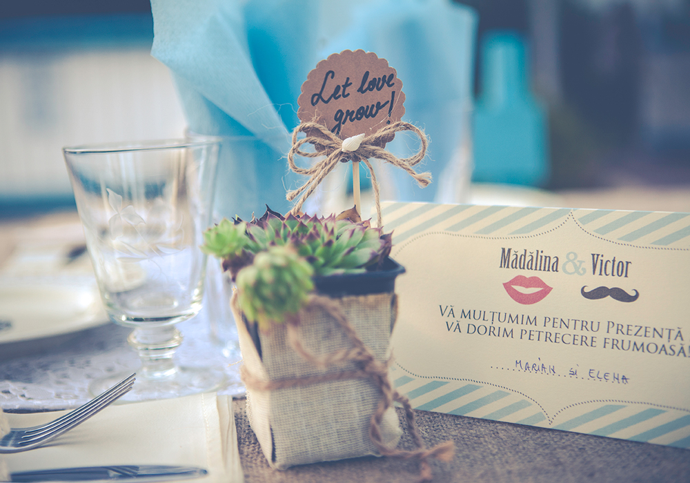 Decor nunta tematica marina