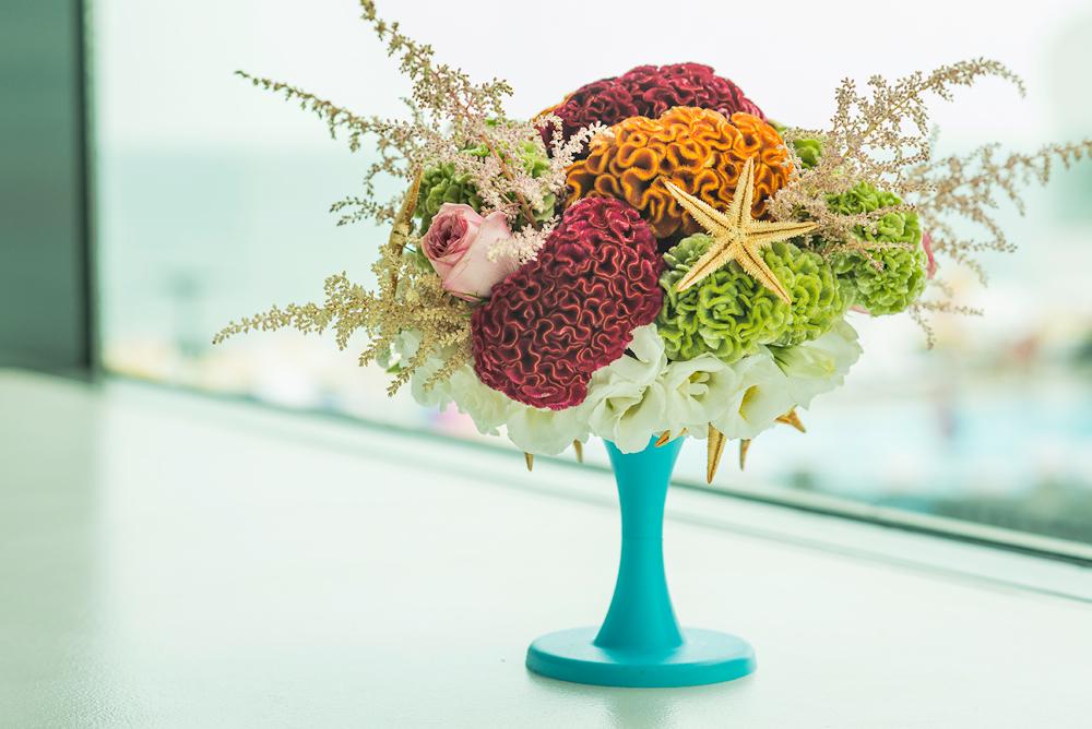 Aranjament floral nunta