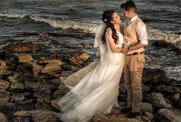 nunta pe plajă