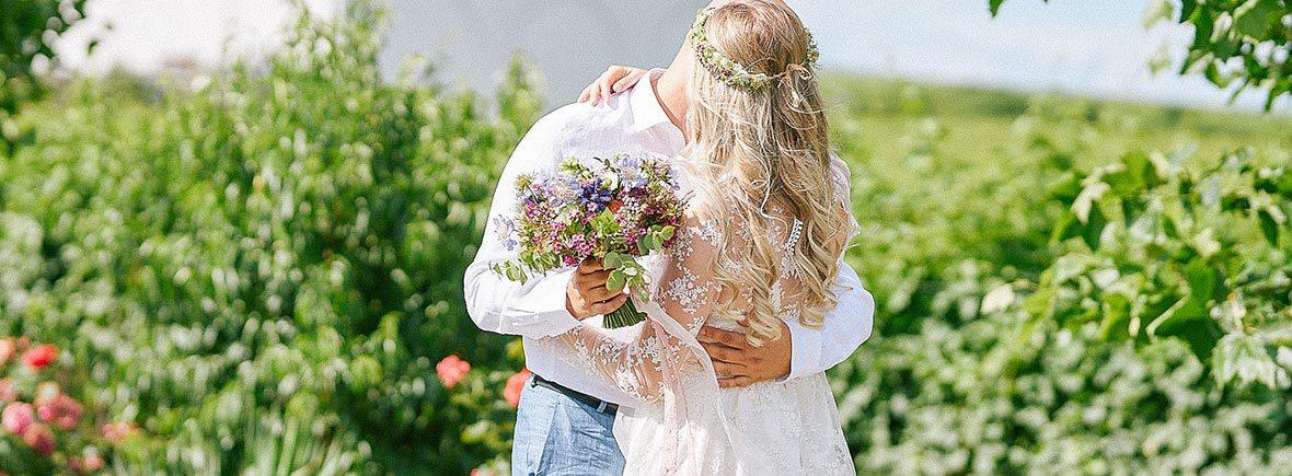 nunta in vie