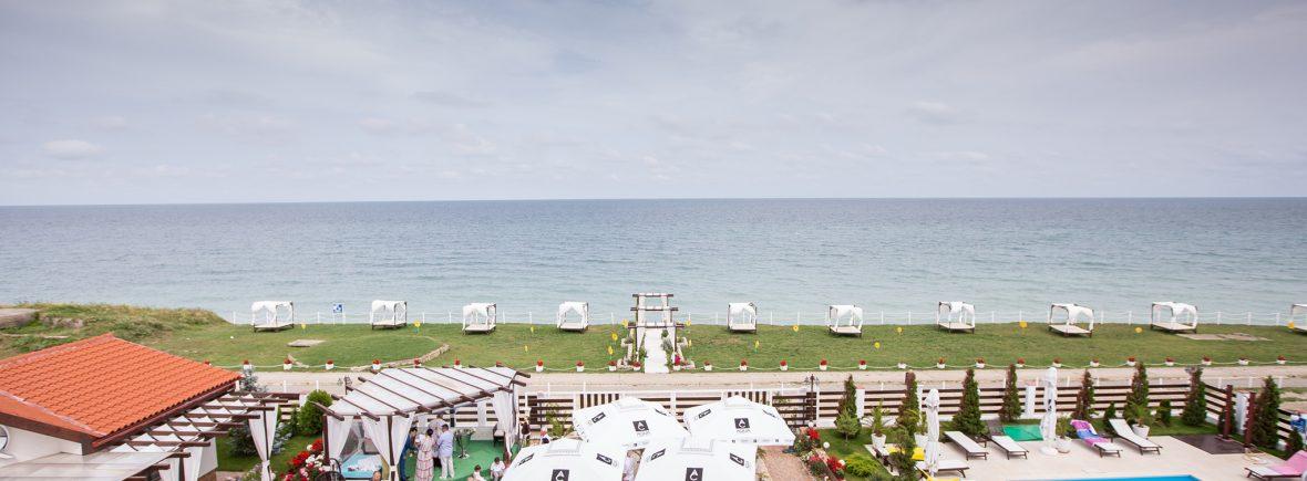 locate nunta la mare